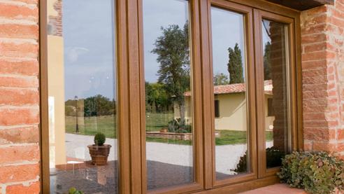 Infissi e serramenti in pvc - Persiane per finestre scorrevoli ...